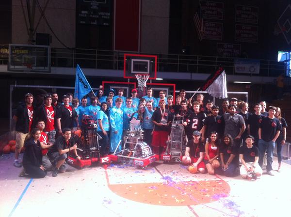 BC13 Winners