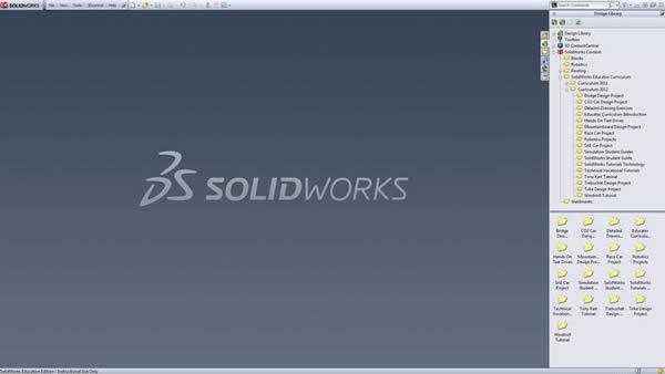SolidWorks 2012-2013 Curriculum
