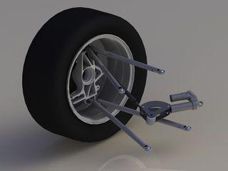 Tire Suspension