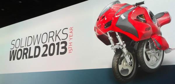 SolidWorks World 2013 UNO