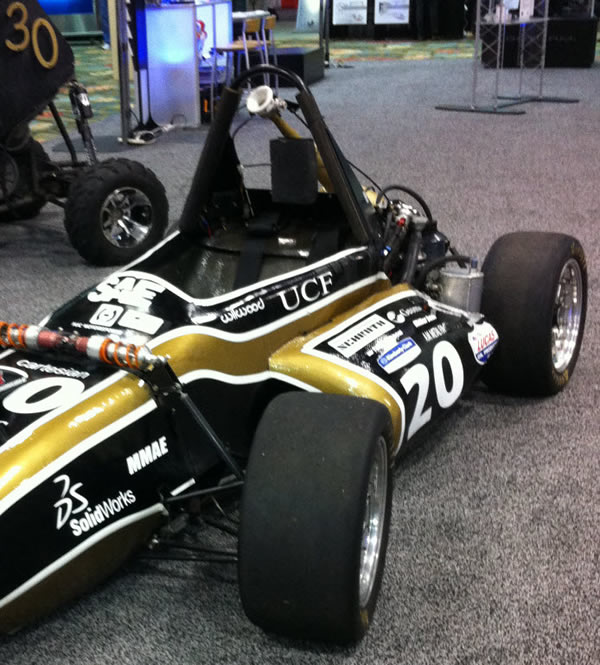University of Central Florida FSAE Team