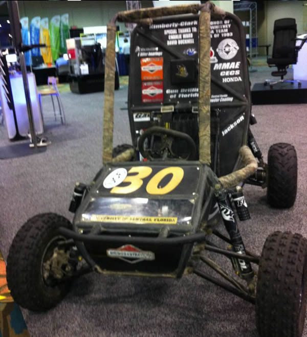 University of Central Florida Baja Team