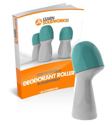 Deodorant Roller Jan-Willem Zuyderduyn