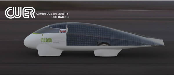 Cambridge University ECO Racing
