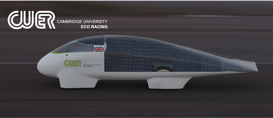 Cambridge University ECO Racing Team Prepares for the Race of Their Lives