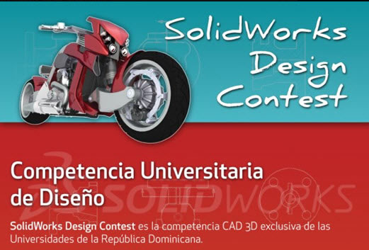 SolidWorks University Design Contest Dominican Republic 2012
