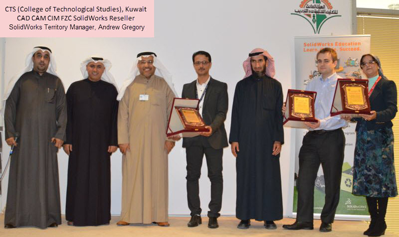 SolidWorks Extends Engineering Outreach to Kuwait Educators and Students