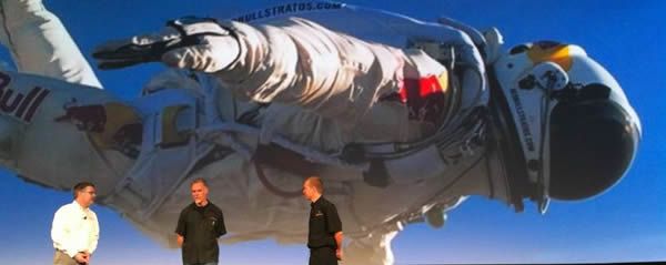 SolidWorks World 2013 Red Bull Stratos