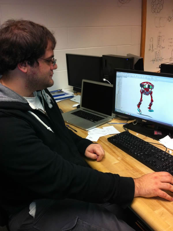 WPI Robotics Sensors in SolidWorks