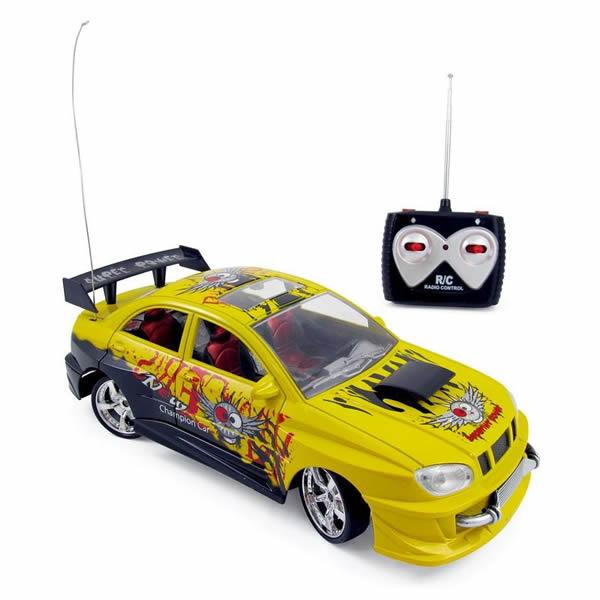 Actual Car and Controller