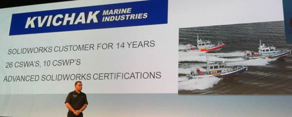 Kvichak Marine Industries Gets SolidWorks Certified