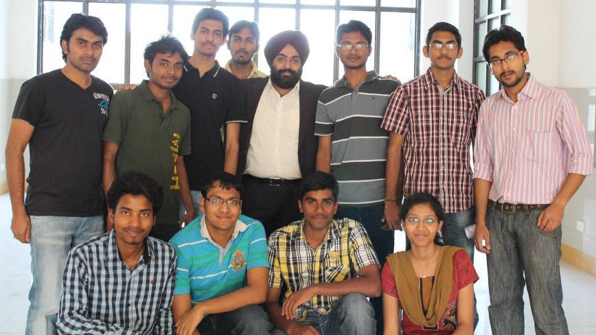 IIT Kharagpur Students Fill SolidWorks Workshop with Energy and Skill