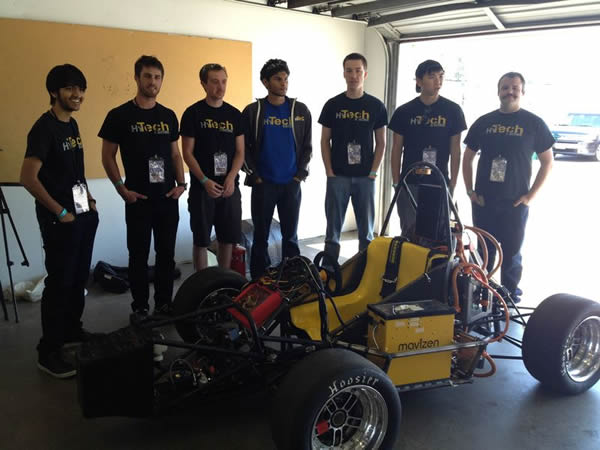 Georgia Tech Formula Hybrid 2013 Team