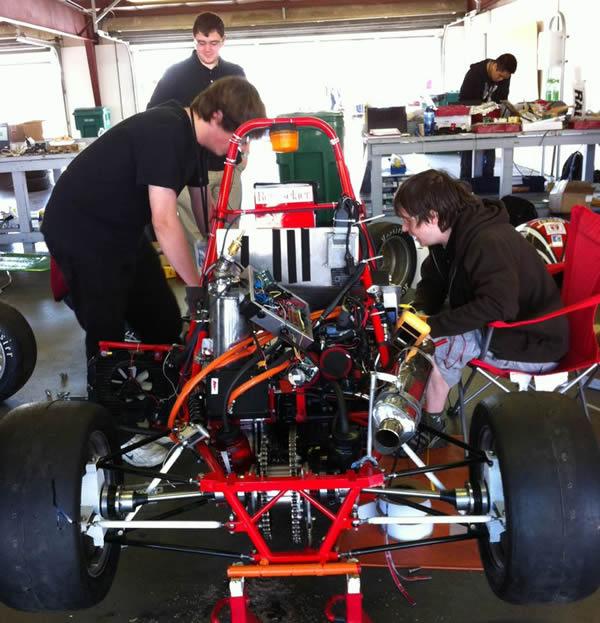 RPI Formula Hybrid