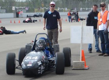 University of Maine Black Bear Racing 2