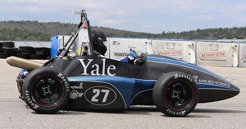 Formula Hybrid-2013-Yale