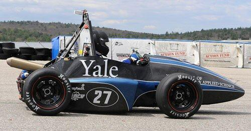 Formula Hybrid Students Advance Across Electrical, Mechanical and Computer Engineering