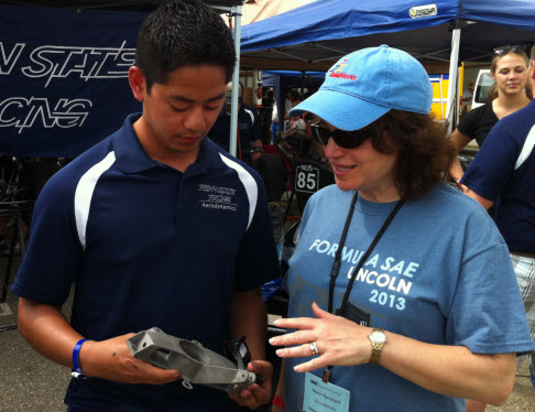 Formula SAE Michigan 2013 – For the Love of Engineering