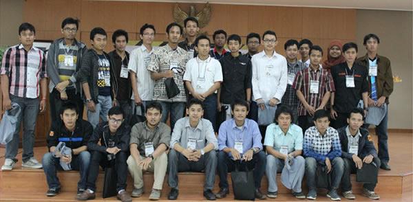 Politeknik Negeri Jakarta Exhibition Participants