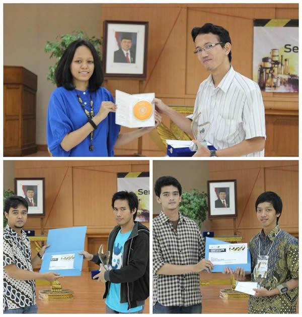 Politeknik Negeri Jakarta Exhibition Winners