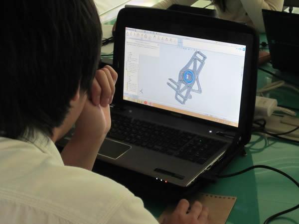FSAE Japan SolidWorks Workshop 2013 - Model