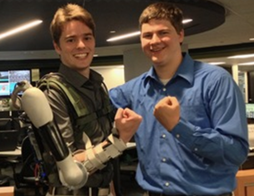 Titan Arm Wins Cornell Cup Form Embedded Systems Innovation