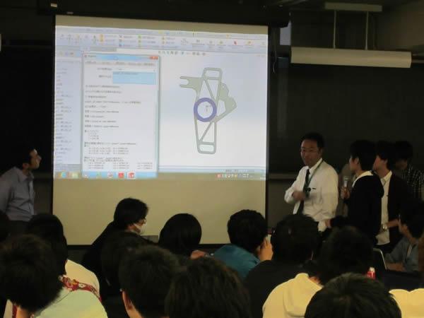 FSAE Japan SolidWorks Workshop 2013 - Mass Properties