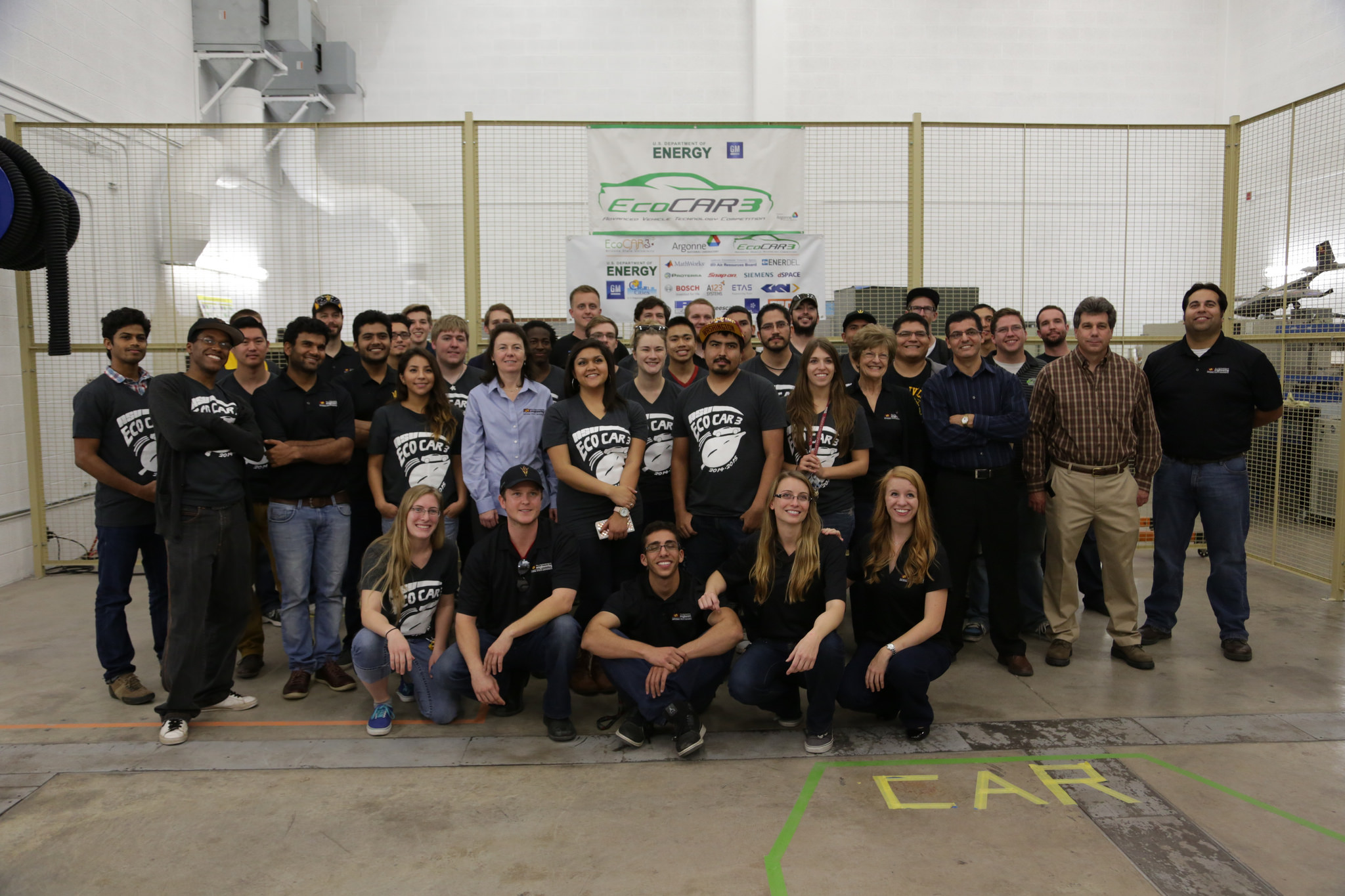 Arizona State University EcoCAR3 Team Showcased at SOLIDWORKS WORLD