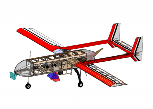Airframe1 SolidWorks Model NC State