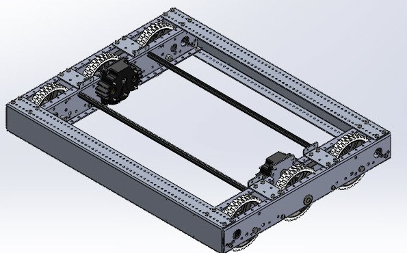 SolidWorks Sponsors FIRST Robotics Competition