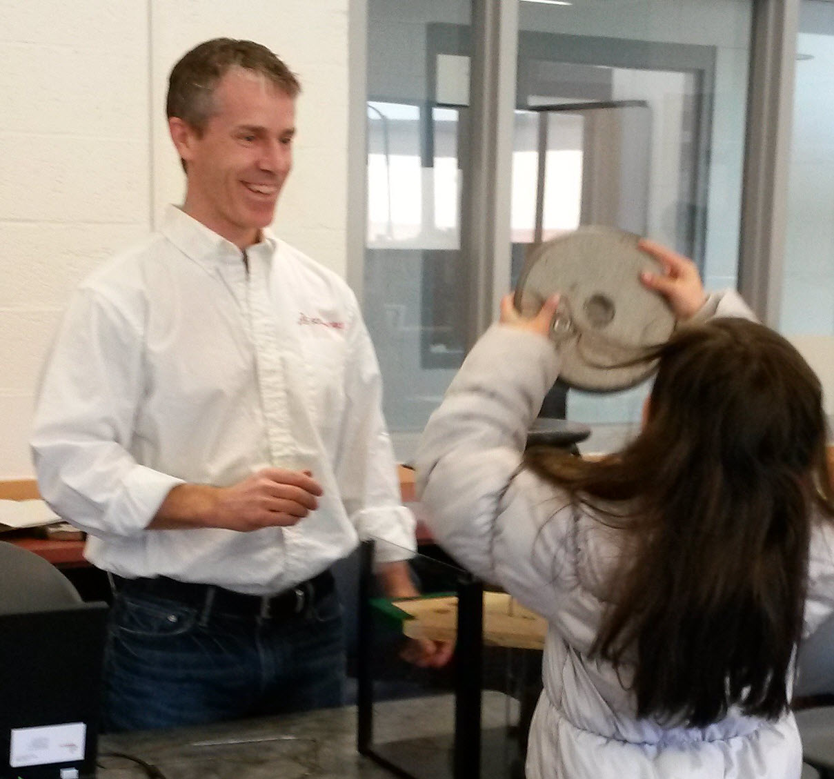 Boys and Girls Club celebrates STEAM with SolidWorks Engineers
