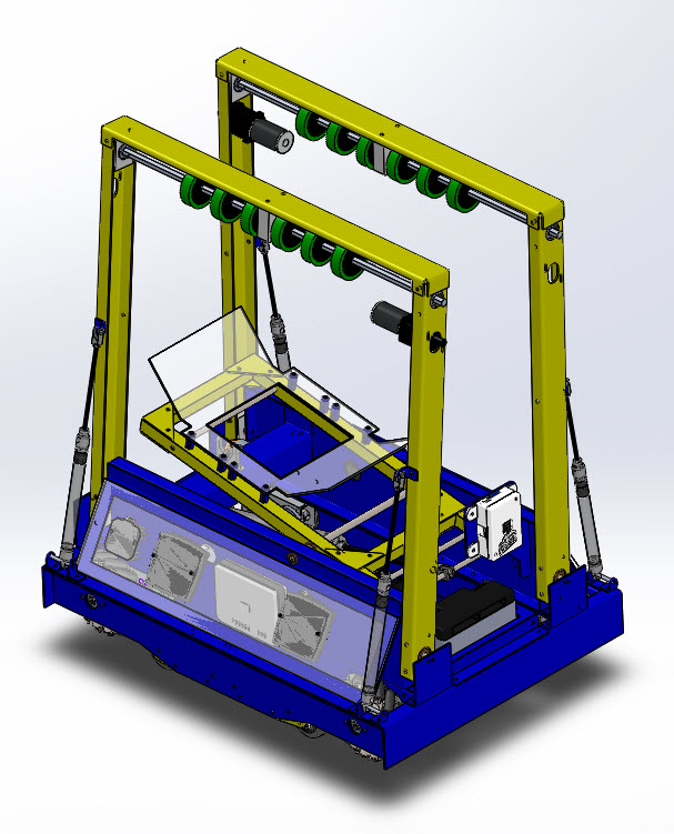 Love Robots? SOLIDWORKS might be for you!