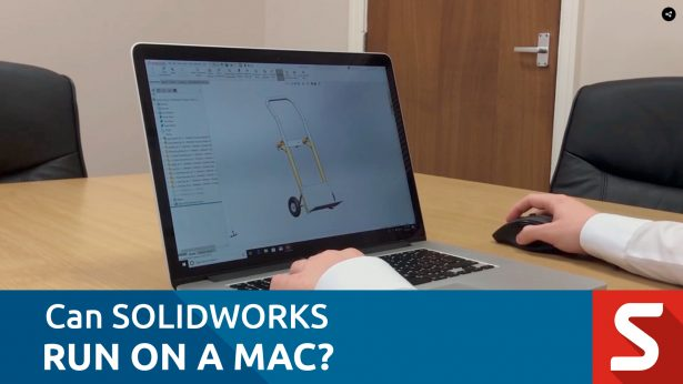 Run SOLIDWORKS on a Mac