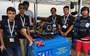 Autonomous Underwater Vehicles Compete At Auvsi Foundation S Robosub