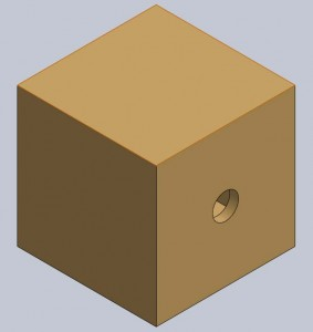 Chamber SolidWorks