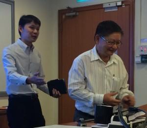 Chevy introduces Lee Kim Seng