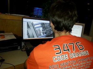 Code Orange CAD 1