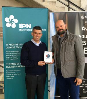SOLIDWORKS Reseller Sqedio Celebrates Partnership with Incubator Pedro Nunes Institute Coimbra