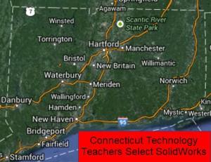 Connecticut Technology Teachers Select SolidWorks