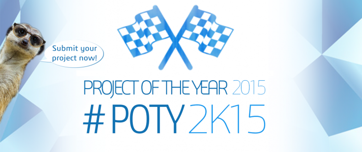 Project of the Year 2015 Student Contest