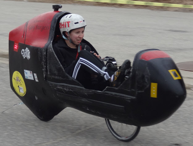 Rose – Hulman Wins ASME Human Powered Vehicle Competition East & West