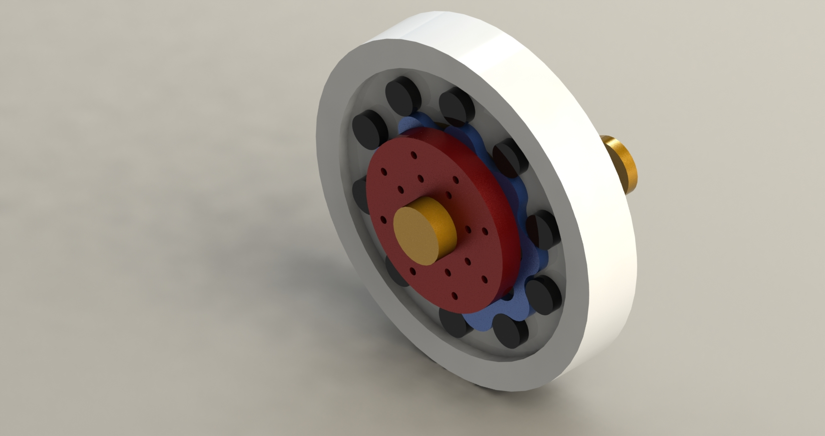 Building a Cycloidal Drive with SOLIDWORKS
