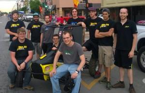 ETS Baja Team  in Pittsburg Kansas