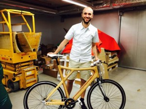 Enrico Bassi Custom Bike Rootless