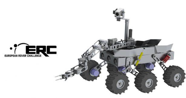 European Rover Challenge 2016 1