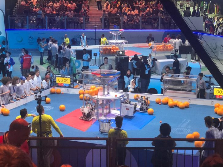 FIRST Global Challenge Dubai Inspires STEM Students and the World