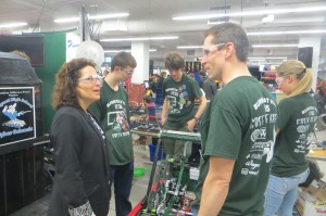FRC 1735 Green Reapers