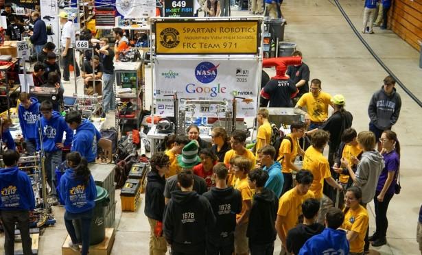 FRC Team 971 SolidWorks STEM Blog 3
