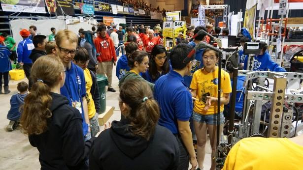 FRC Team 971 SolidWorks STEM Blog 4