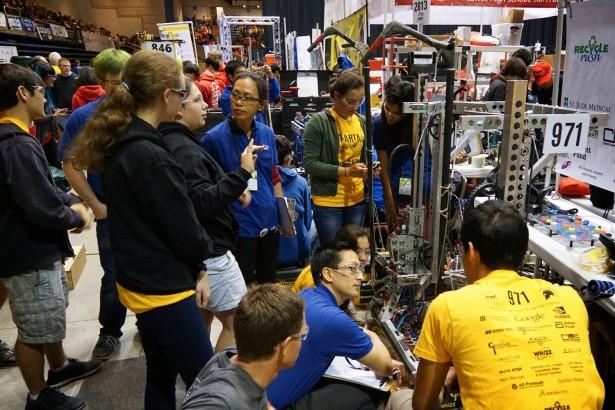 FRC Team 971 SolidWorks STEM Blog 5